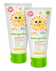 Sunscreens for Baby