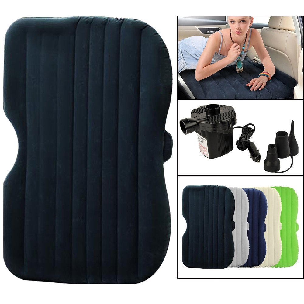 Top 10 Best Inflatable Car Bed in 2018 Reviews