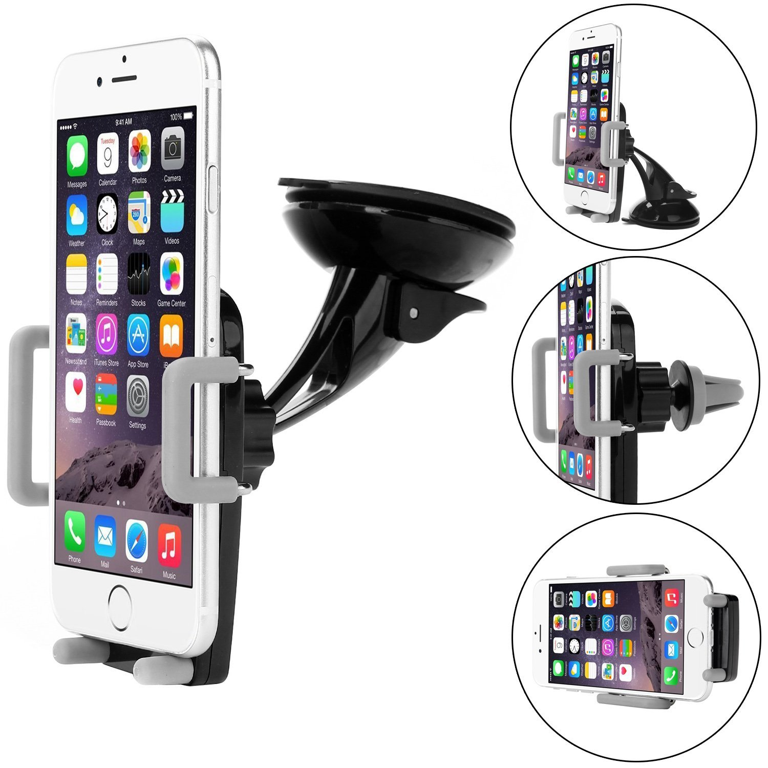 Top 10 Best Samsung Galaxy Note 5 Car Mounts Review