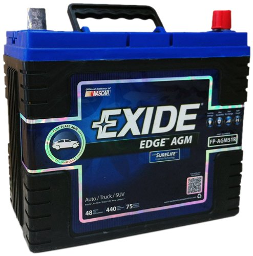 Top 10 Best Car Batteries Review in 2018