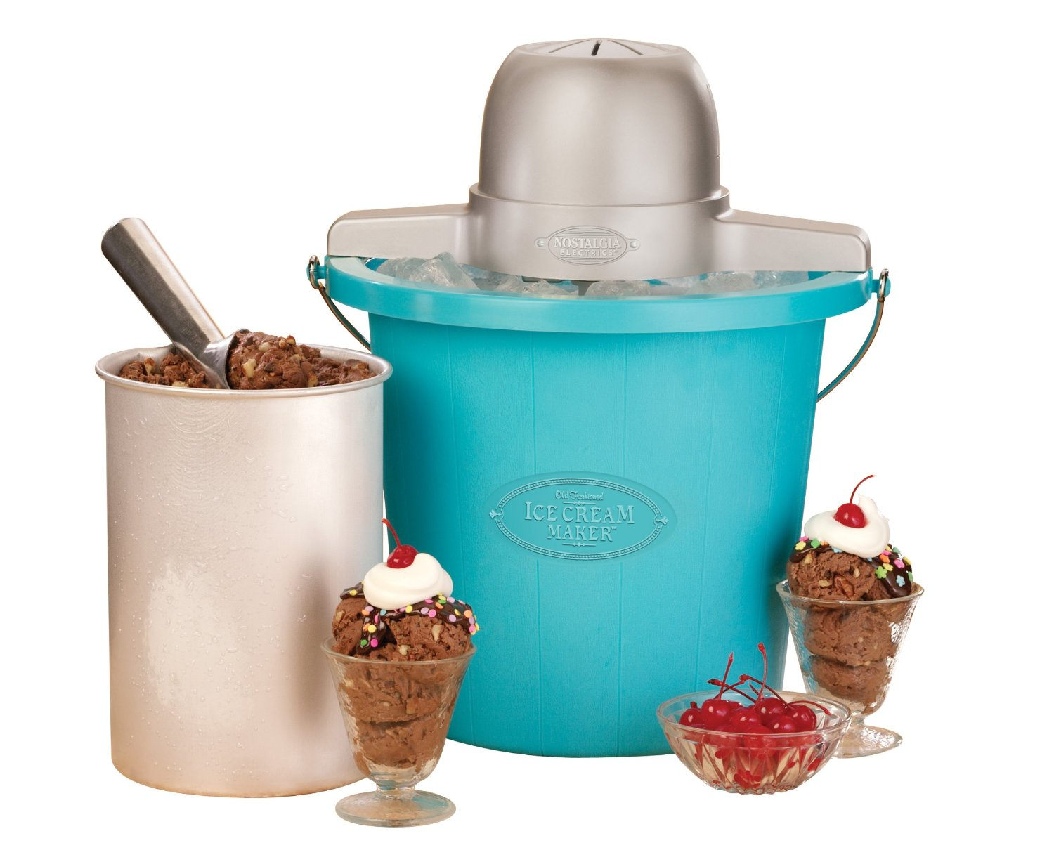 Top 10 Best Ice-Cream Machines in 2020 Review