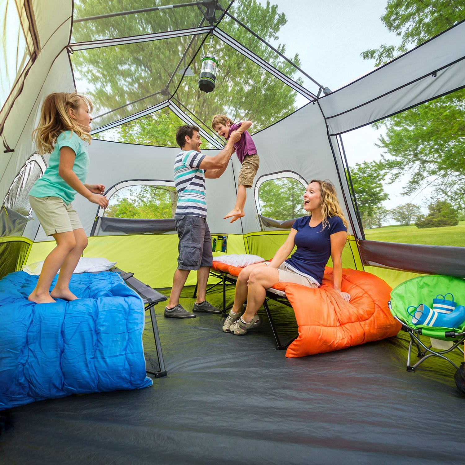 Top 10 Best Family Camping Tents 2019 Review