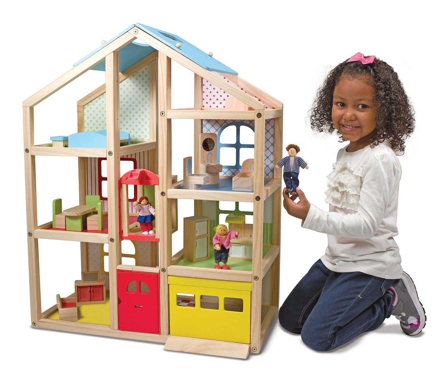 Top 9 Best Doll Houses Review in 2020