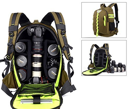 Top 10 Best Camera Backpack Reviews in 2019