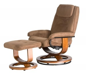 Relaxzen Deluxe Leisure Recliner 60 078011 Chair With 8 Motor Massage And  Heat U2013 Massage Chair