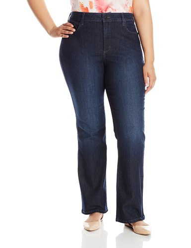 Top 10 Best Women's Plus Size Jeans Reviews in 2020