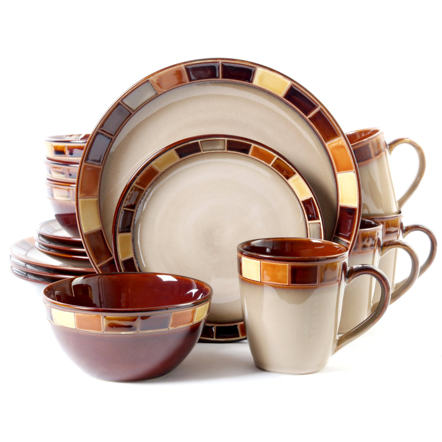 Top 10 Best Dinnerware Sets Reviews in 2018