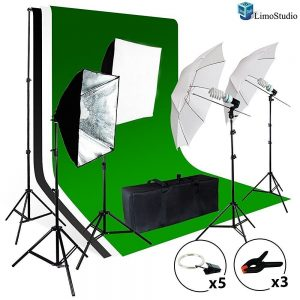 Green Screen Kit