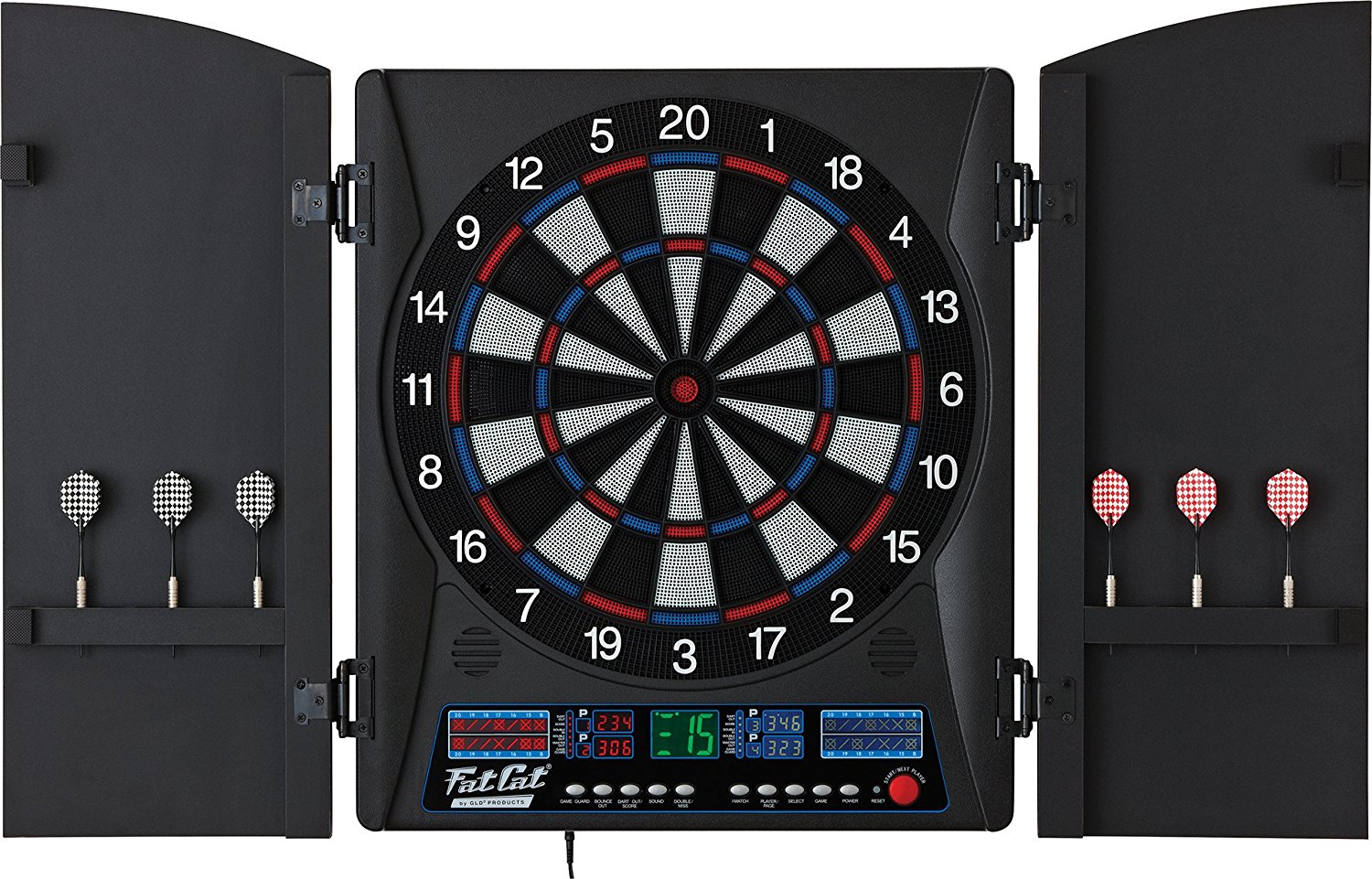 Top 10 Best Electronic Dartboards in 2018 Review