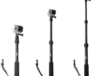 Top 9 Best Waterproof Selfie Sticks for GoPro in 2020