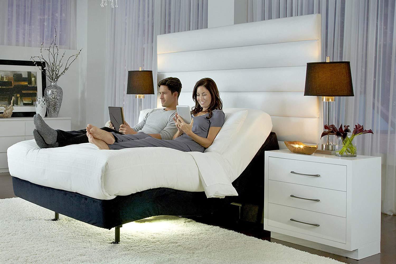 Best Adjustable Beds 2020.Top 10 Adjustable Bed Frames Reviews 2020 Sambatop10