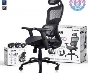 Top 10 Adjustable Office Desk Chairs Reviews 2020