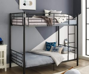 Top 10 Best Metal Bunk Beds in 2020